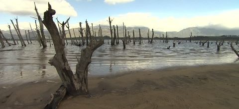 Cape Town dams continue to fall at unprecedented rates