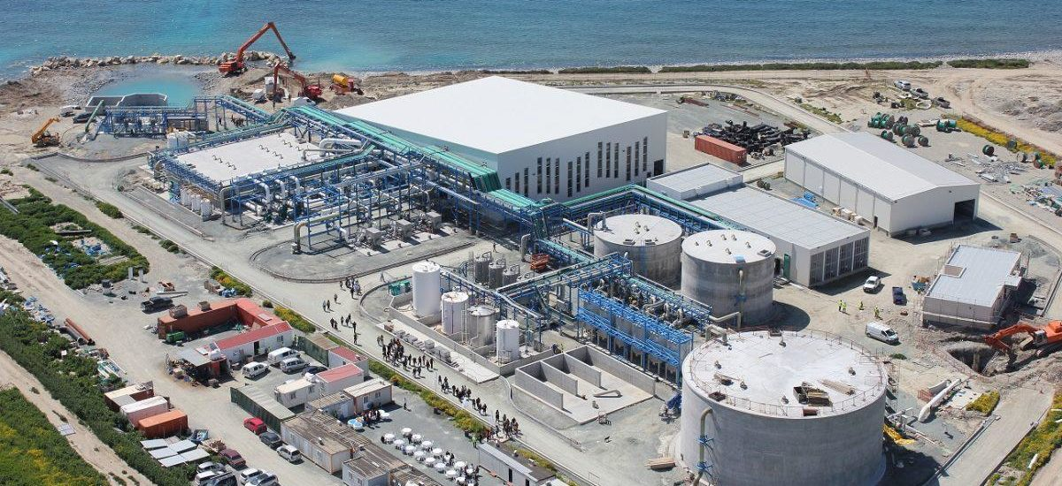 Cost of Desalination of Sea Water in Cape Town.